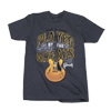 Gibson S & A Played By The Greats T (Charcoal) Large