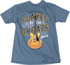 Gibson S & A Played By The Greats T (Indigo) Large