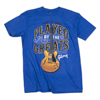 Gibson S & A Played By The Greats T (Royal Blue) Large
