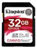 Canvas React SDHC-kort, 32GB, CL10 UHS-I U3