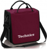 BackBag Wine Red-White
