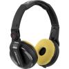 Polsterset VELOUR - Pioneer HDJ-500 Yellow