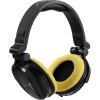 olsterset VELOUR - Pioneer HDJ-1500 Yellow