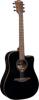 Lag Guitars T118DCE-BLK