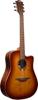 Lag Guitars T118DCE-BRS