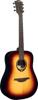 Lag Guitars T70D-BRB