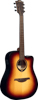 Lag Guitars T70DCE-BRB