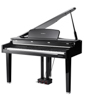 MPG 200 Digital Grand Piano Ebony Polish