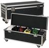 Flightcase Universal/Accessory 120 x 40 x 40 cm with wheels