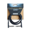 Rockboard Flat Patch Cable Black 120 cm