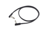 Flat Patch Cable Black 31.5