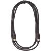 Midi Cable 2 m (6.6 ft) Black