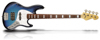 Sandberg Cal2 TM4 Blueburst Whitepearl Blockinla