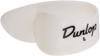 Dunlop 9003P White T/PK lrg 4/plypk