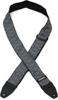 Dunlop D67-14 JACQUARD BLACK THISTLE STRAP