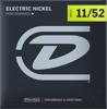 Dunlop Strings DEN1152 EG/NKL 11-52 -6/set