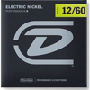 Dunlop Strings DEN1260 EG/NKL 12-60 -6/set