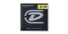 Dunlop Strings DEN1156 EG-NKL 11/56 - 6/SET