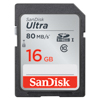 SDHC 16GB 80MB/s UHS-I Class10