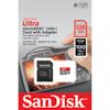 MicroSDXC Ultra 128GB 100MB/s UHS-I Adapt