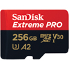 MicroSDXC Extreme Pro 256GB 170MB/s A2 C10 V30 U3