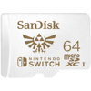 MicroSDXC for Nintendo Switch 64GB UHS-I, 100/60