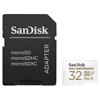MicroSDHC 32GB Max Endurance med adapter