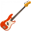 V4 Bass Icon - Firenza Red