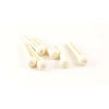 Ivory String Pin-6- Pack