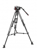 509HD, 545BK Photo/ Video Tripod Set