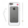 Manfrotto Holder/ Mounting System MCKLYP5SW for iPhone 5 white