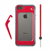 Manfrotto Holder/ Mounting System MCKLYP5SR for iPhone 5 red