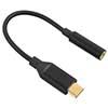USB-C > 3.5mm Adapter