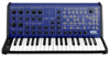Korg MS-20-FS Analog Synth, Metallic Blue