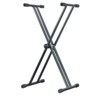 Profile AP-3202 Double Braced Keyboard Stand