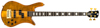 Spector Euro 4LT, Tiger Eye Gloss