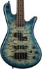 Spector Legend 4 Neck Thru, Faded Blue Gloss