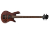 Spector Legend 4 Neck Thru, Walnut Matte