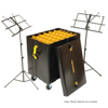 Hardcase HCTRP22MS Music Stand Case