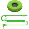 HC-CP08-G Green [Earpads + Cable]