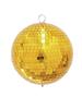 Eurolite Mirrorball 20cm gold