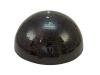 Eurolite Half Mirror Ball 50cm black motorized