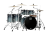 Mapex SR628X-RJ 5-pc Shell Pack - Teal Blue Fade
