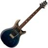 PRS SE Custom 24, 2020 Fade Limited Edition, Charcoal Blue Fade