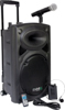 "PORTABLE STAND-ALONE PA SYSTEM 12""/ 700W"