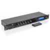 19''/1U USB-SD-BT-FM-AUX-MIC MULTIMEDIA PLAYER