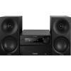 Lotronic 2x20W CD MICRO SYSTEM w/USB, BT, NFC, FM -BLACK CDM100-BL
