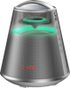 Lotronic 6,5'' 360° ACTIVE SPEAKER w/LED DISPLAY+BT+FM+BATT -BLACK MADISON