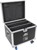 AFX FLIGHTCASE FOR 2 CITYCOLOR400