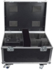 FL4715 Flightcase For 4 x ledwash715 Black
